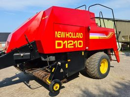 overige oogstmachines New Holland D1210 1996