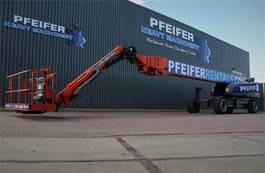 telescoophoogwerker wiel JLG 1850SJ Valid inspection, *Guarantee! Diesel, 4x4x4 2016