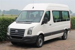 minivan - personenbus Volkswagen 2.5 TDI AIRCO HOOG LANG 9 PERSOONS 2008