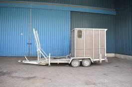 paardentrailer Paardentrailer 2000