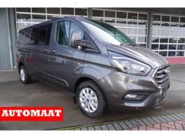 gesloten bestelwagen Ford 300L 2.0 TDCI 170pk L2H1 Limited DC AUTOMAAT Leder/Navi/Camera/adap Crui... 2021
