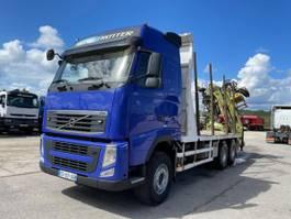 houttransporter vrachtwagen Volvo FH13 2012
