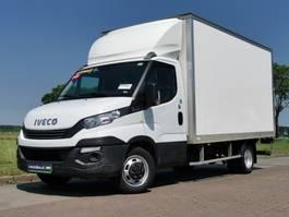 gesloten bestelwagen Iveco 35 C 16 automaat bakwagen 2018