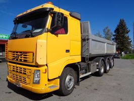 kipper vrachtwagen > 7.5 t Volvo FH-16 8X4 2006