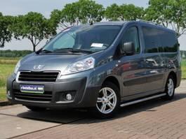 gesloten bestelwagen Peugeot 2.0 lang dubbel cabine 2012