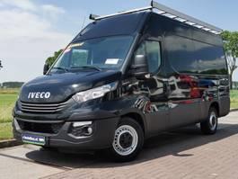 gesloten bestelwagen Iveco 35S18 l2h2 3.0ltr 180pk! 2017