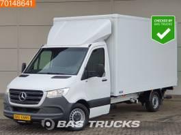 gesloten bestelwagen Mercedes-Benz 316 CDI Laadklep Bakwagen Navi Camera Cruise Airco Meubelbak A/C Cruise ... 2018