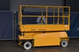 schaarhoogwerker wiel Liftlux SL66-8 E2WD 2001