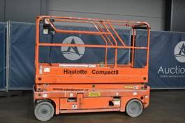 schaarhoogwerker wiel Haulotte Compact 8 2007