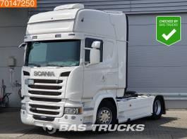 gevaarlijke stoffen trekker Scania R 4X2 Retarder Standklima ADR ACC Navi Euro 6 2016