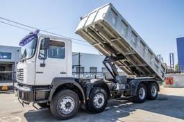 kipper vrachtwagen > 7.5 t MAN FE 35.364 BB 2001