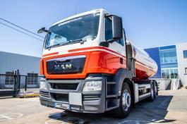 tankwagen vrachtwagen MAN TGS 26 -6X2-4+MAGYAR 18.700L/5COMP 2013