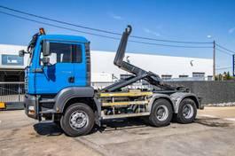 containersysteem vrachtwagen MAN TGA 33 BB -E4 2007