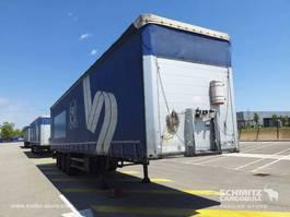 schuifzeil oplegger Schmitz Cargobull Semitrailer Rideaux Coulissant Standard 2014