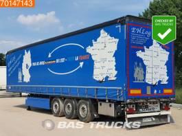 schuifzeil oplegger Schmitz Cargobull SCB*S3T 3 axles Schmitz VARIOS Liftachse Palettenkasten Alufelgen 2016