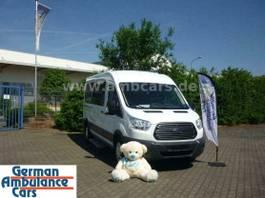 mpv auto Ford 350 L3H2 BTW Hebebühne für 4 Rollis 2016