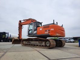 rupsgraafmachine Hitachi ZX 280lc-3 Only 7200 Hours!! 2012