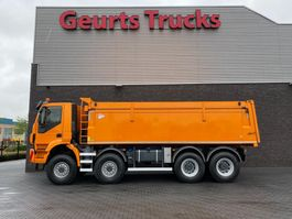 kipper vrachtwagen > 7.5 t Iveco Trakker 450 8X8 KIPPER/TIPPER 2017