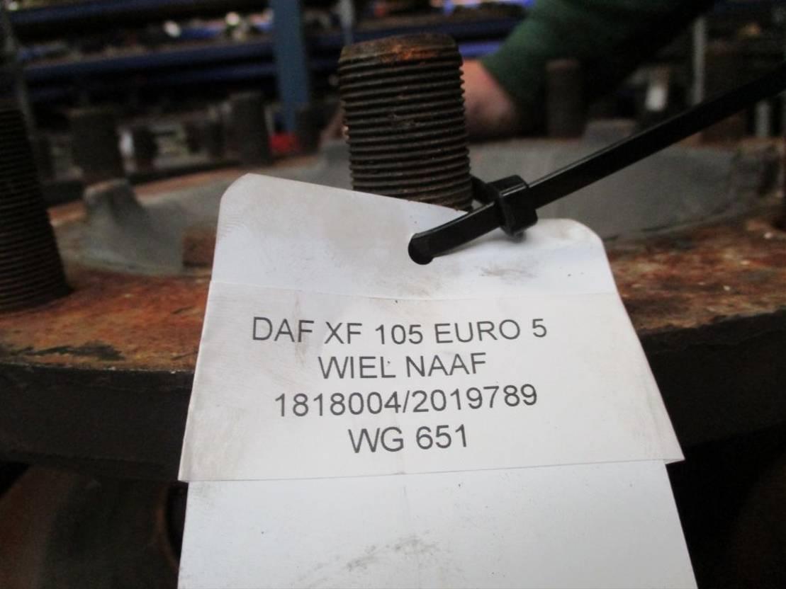 Naaf vrachtwagen onderdeel DAF 1818004/2019789 WIELNAAF VOOR EURO 5