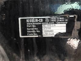 as equipment onderdeel Kessler LTM 1400-7.1 Axle 5