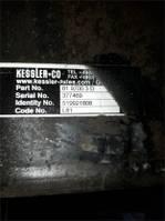 as equipment onderdeel Kessler Liebherr LTM 1400-7.1 Axle 7