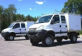 gesloten bestelwagen Iveco 4x4 55S18DW OFF ROAD 2009