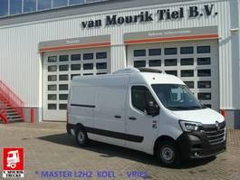 koelwagen bestelwagen Renault 135.35  EURO 6  L2H2 KOEL-VRIES   -18 GRADEN 2021
