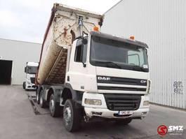 kipper vrachtwagen > 7.5 t DAF CF 85 480 2003