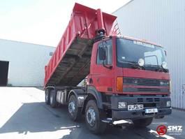 kipper vrachtwagen > 7.5 t DAF CF 85 380 E2 manual 2000