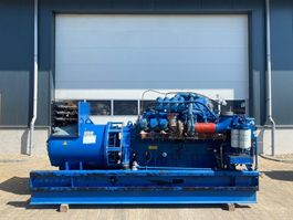 generator MTU 18V 2000 Leroy Somer 1145 kVA generatorset 2007