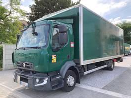 bakwagen vrachtwagen Renault Midliner 210 MIDLUM D12 210 EURO 6 2014