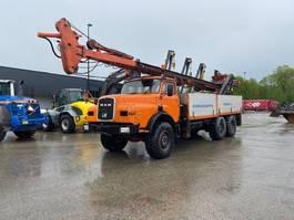 overige vrachtwagens MAN 26.280 water drill 26.280 1990