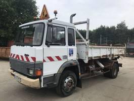 kipper vrachtwagen > 7.5 t Iveco 135-17 **6CYL-CAMION FRANCAIS-LAMES** 1991