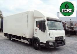 bakwagen vrachtwagen Renault T 8.180 D2 Euro 6 Koffer Lbw Klima 2015