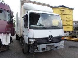 bakwagen vrachtwagen Mercedes-Benz Atego 2003