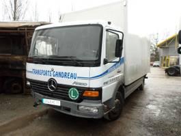 bakwagen vrachtwagen Mercedes-Benz Atego 2001