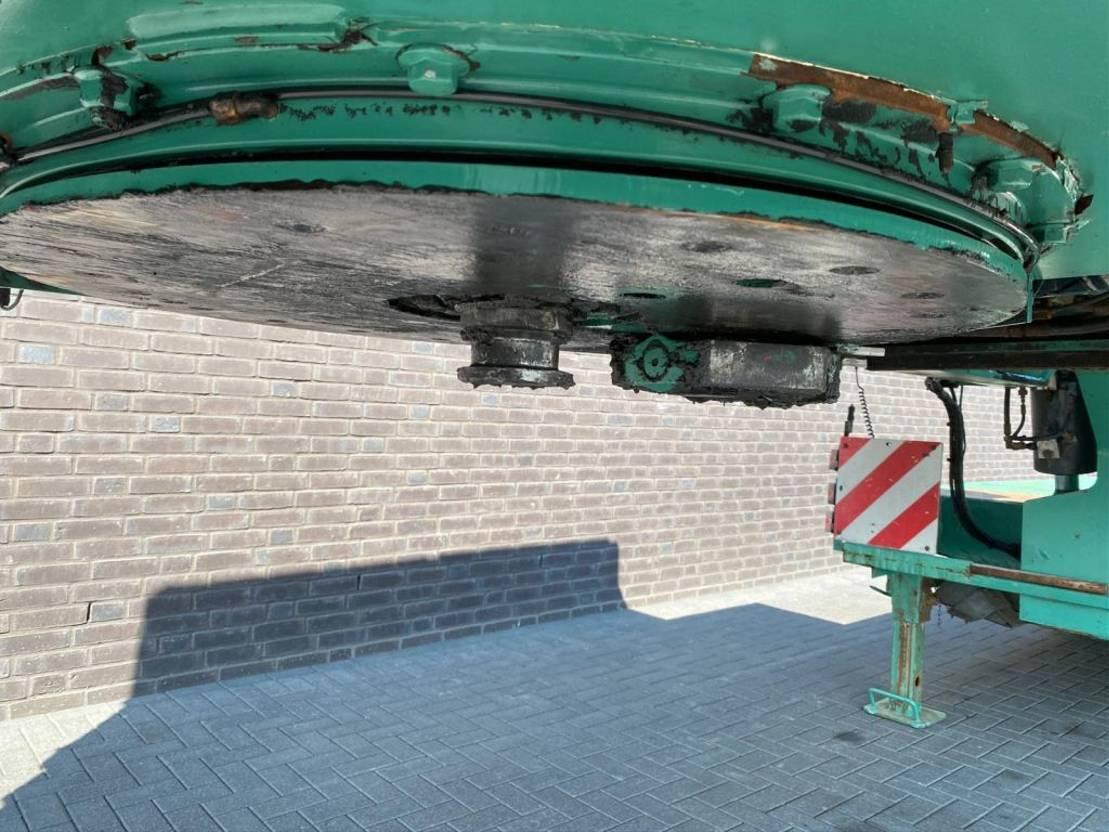 semi dieplader oplegger Nooteboom MCO-85-06V 6 ASSIGE EXTENDABLE SEMI DIEPLADER/TIEFLADER/LOWLOADER 2005