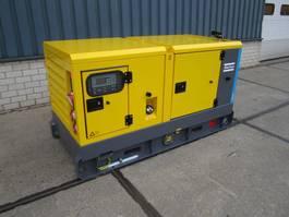 generator Atlas Copco QAS 30 - Kubota - 30kVA 2020