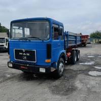 kipper vrachtwagen > 7.5 t MAN 32.361 32-361 1996