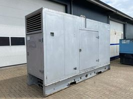 generator Doosan 350 kVA Supersilent generatorset 2007