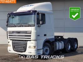 standaard trekker DAF XF 105 6X4 Intarder Hydraulik Big-Axle Euro 5 2012
