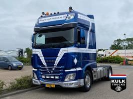 standaard trekker DAF FT / COMBI HYDRAULIC / CLEAN NL 2014