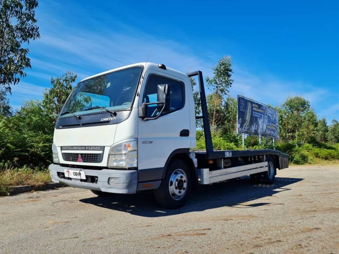autotransporter vrachtwagen Mitsubishi 7C15 2007