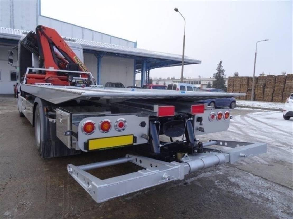 autotransporter vrachtwagen MAN TGA 18 LL 4x2 TGA 18.350 LL 4x2, Fahrschulausstattung 2006