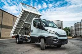 kipper bedrijfswagen Iveco 70-170 2015