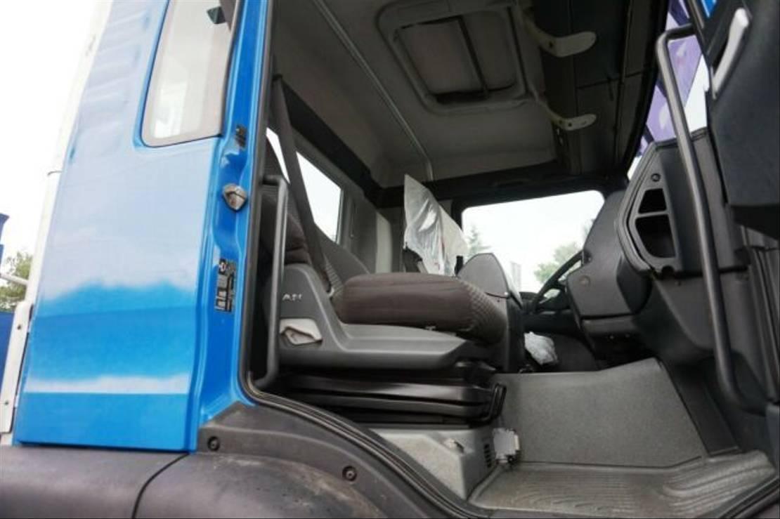 autotransporter vrachtwagen MAN TGA 33 410 6x6 Palfinger PK 26502 Crane Kran 2004