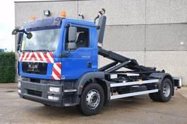 containersysteem vrachtwagen MAN TGM 18.290 4X2 CONTAINER SYSTEEM- CONTAINER SISTEEM- CONTAINER HAAKSYSTEEM- SYSTEME CONTENEUR 2009