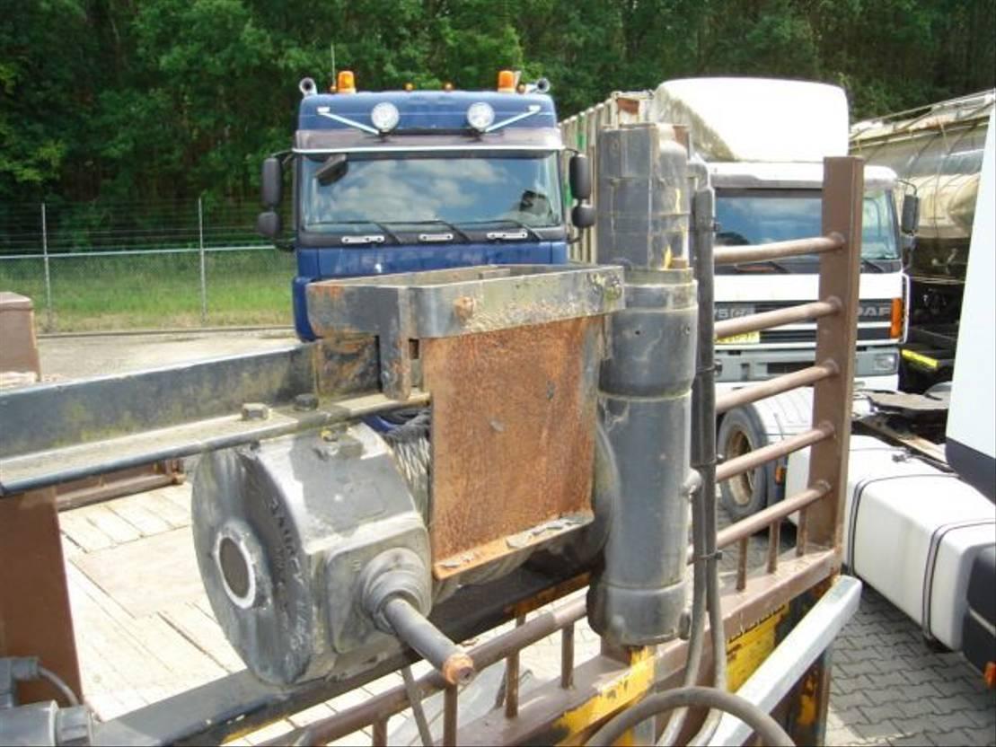 overige truck uitrusting Ramsey HYDRO LIER LIER