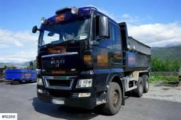 kipper vrachtwagen > 7.5 t MAN 2009