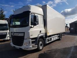 bakwagen vrachtwagen DAF CF 85.460 2015